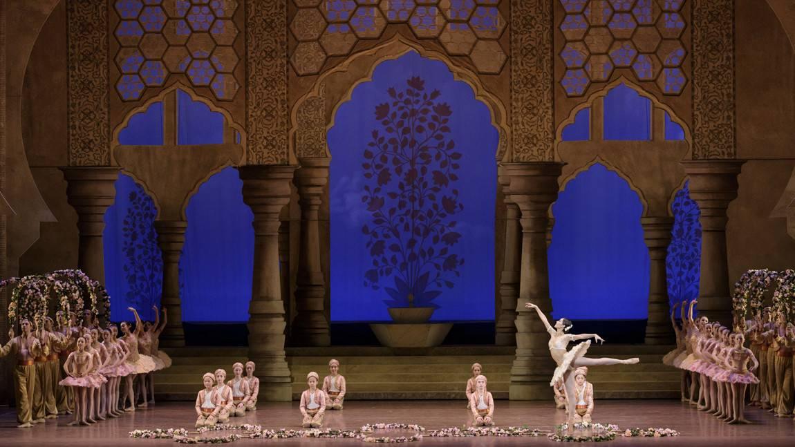 Le Jardin Animé. Boston Ballet in Le Corsaire. Photo Credit: Liza Voll.