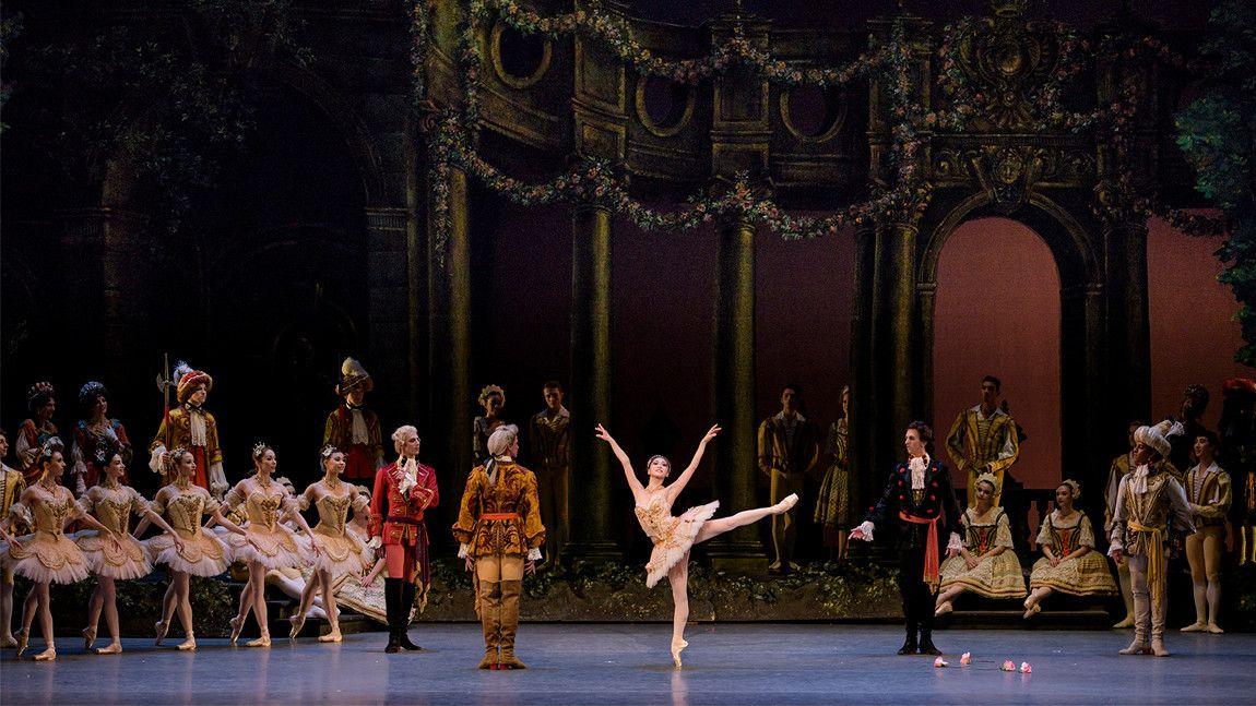 Boston Ballet in The Sleeping Beauty