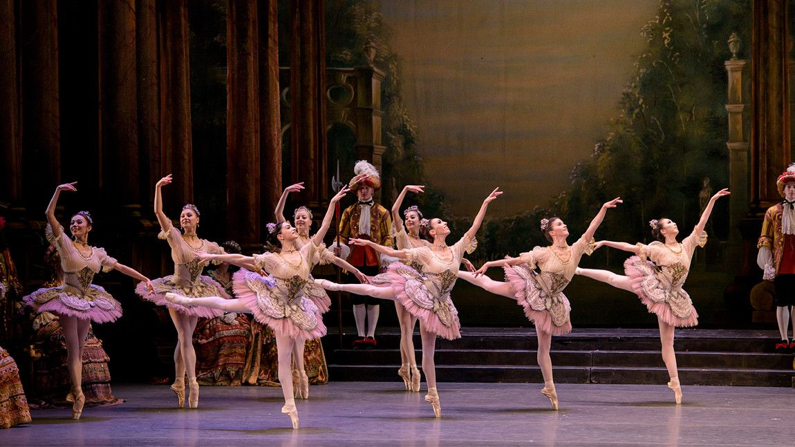 Boston Ballet in The Sleeping Beauty