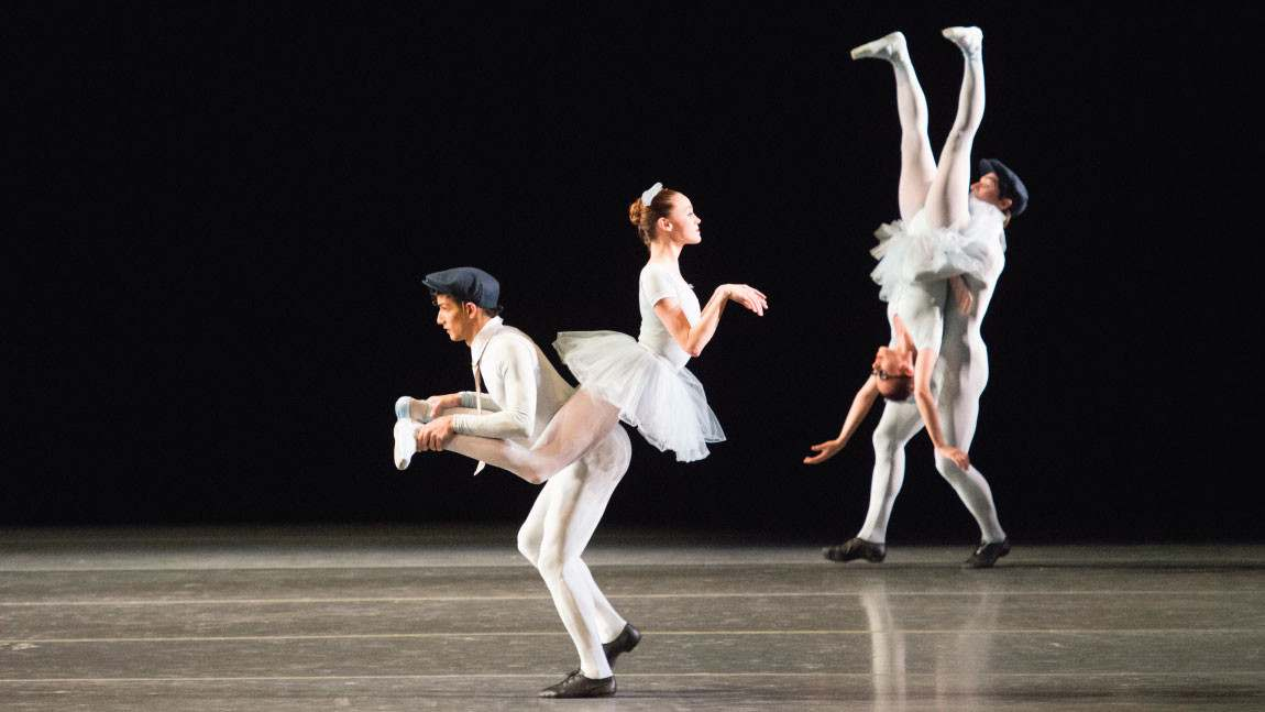 Jerome Robbins' The Concert (or, the Perils of Everybody) by Gene Schiavone