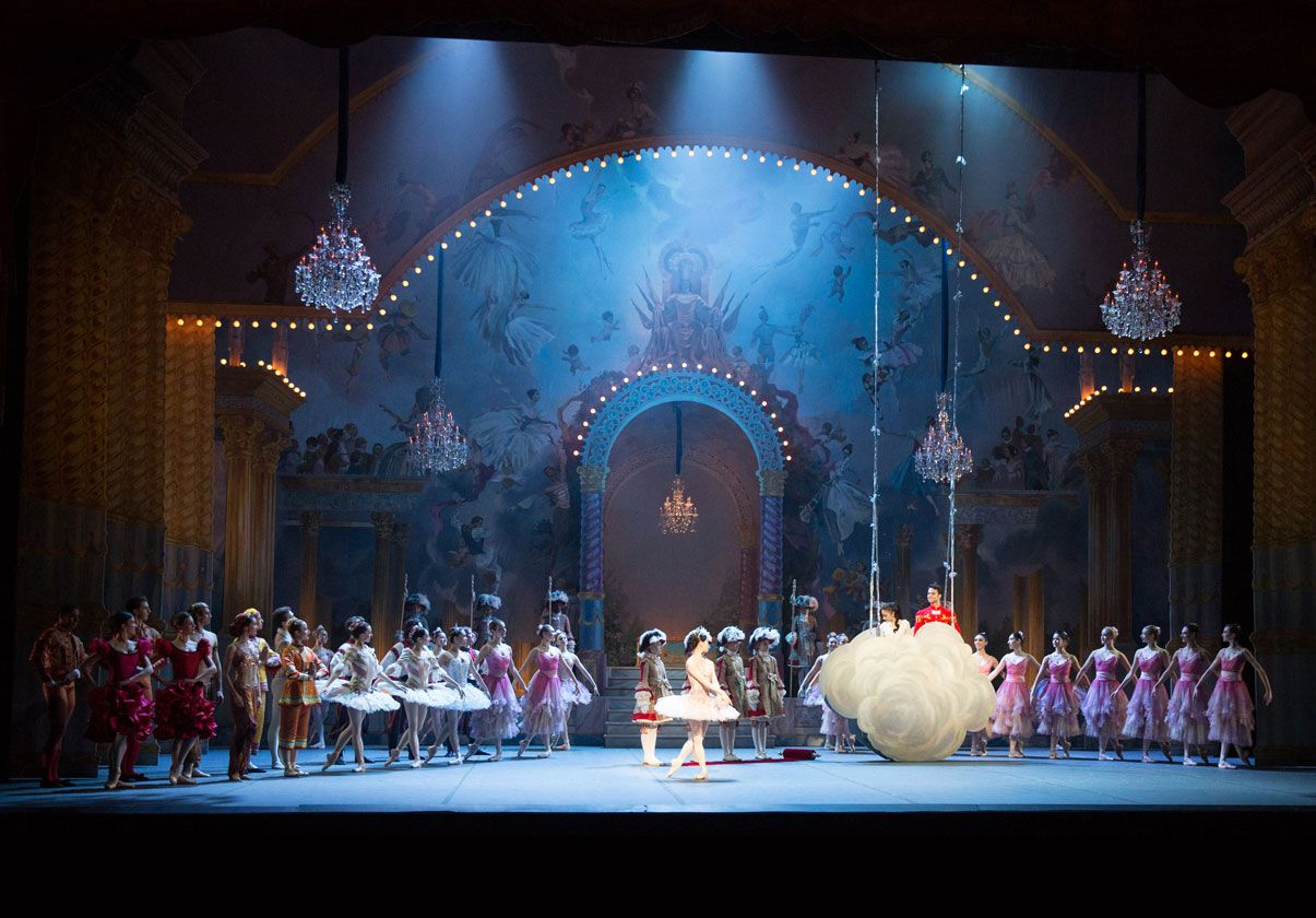 Act II | Arrival in the Nutcracker Prince's kingdom