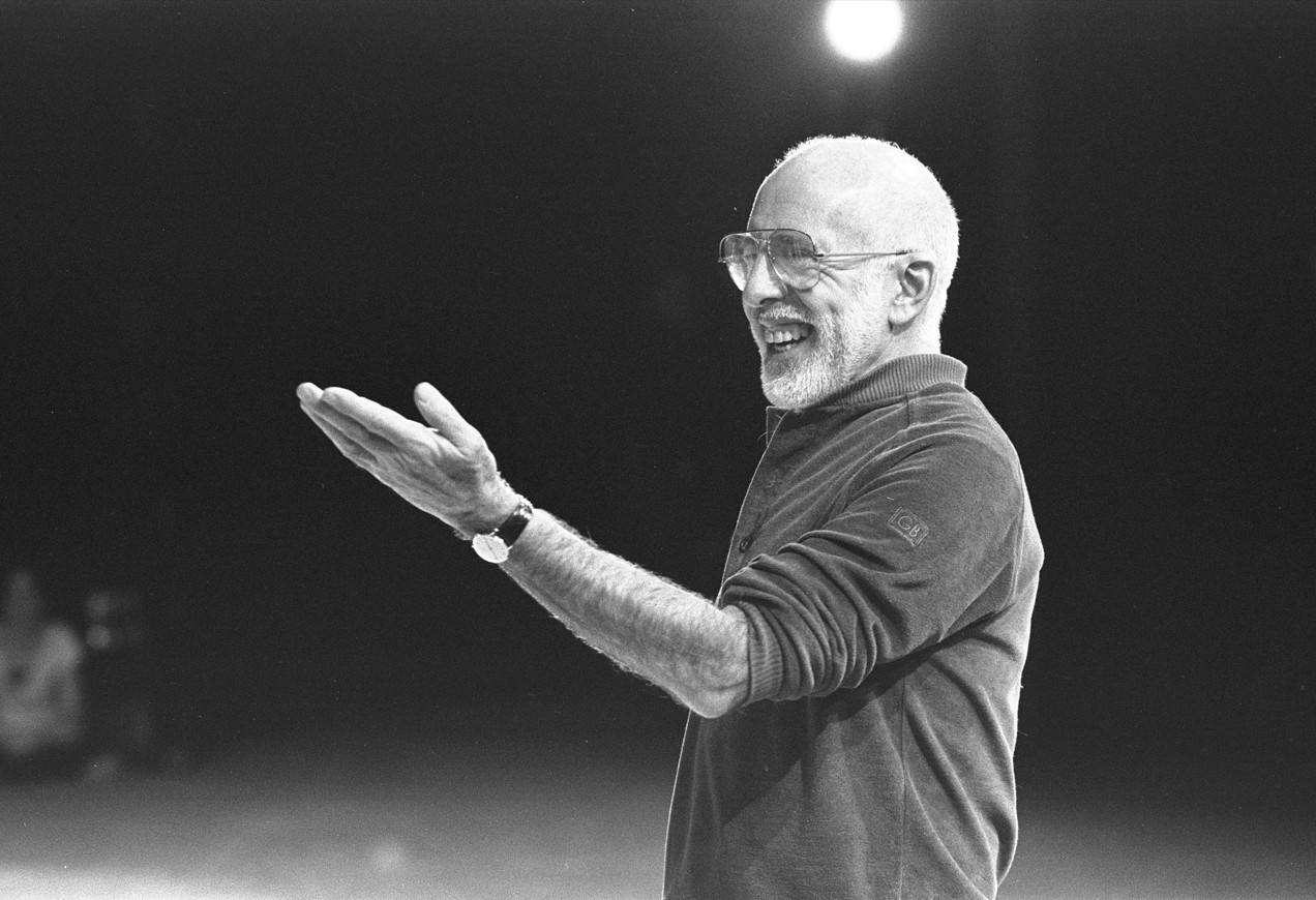 Jerome Robbins, courtesy of New York City Ballet.