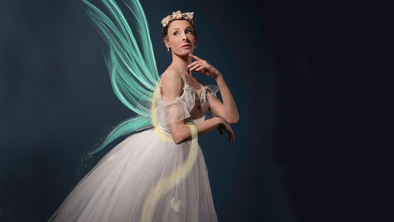 Don't miss this romantic tale of unattainable love. La Sylphide opens May 24, 2018