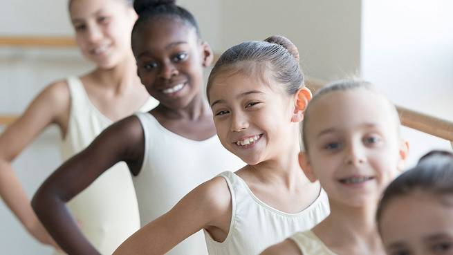 Summer dance program offerings for ages 9 and up