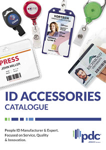 PDC BIG Badge Accessories