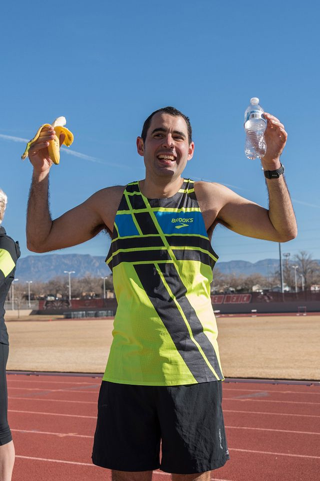 brooks sponsors special olympics athlete, andy bryant special olympics track, andy bryant special olympics race results, brooks athlete andy bryant