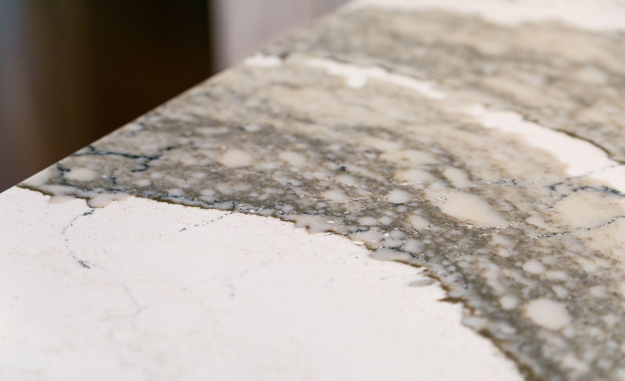 Cambria Skara Brae design details.