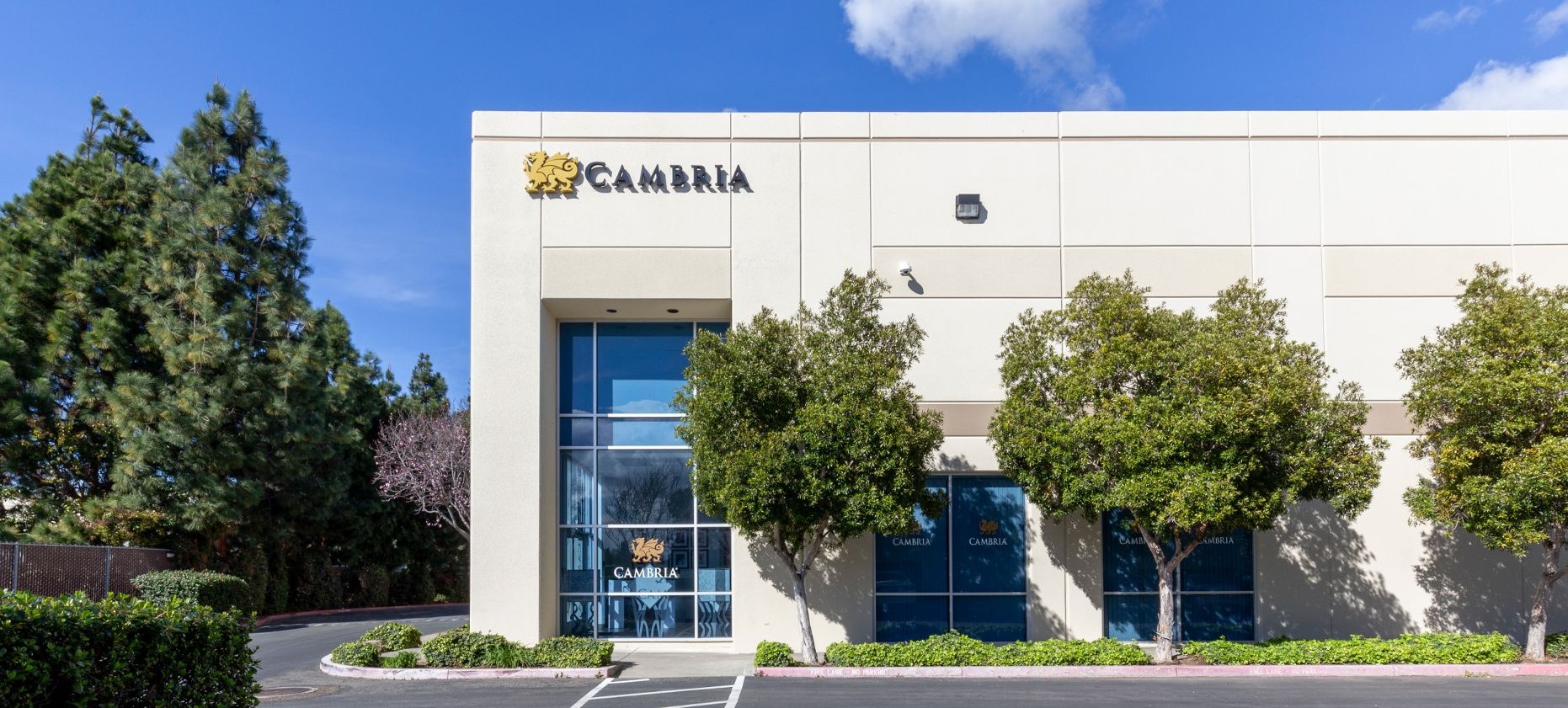 Cambria Distribution Center San Francisco, CA