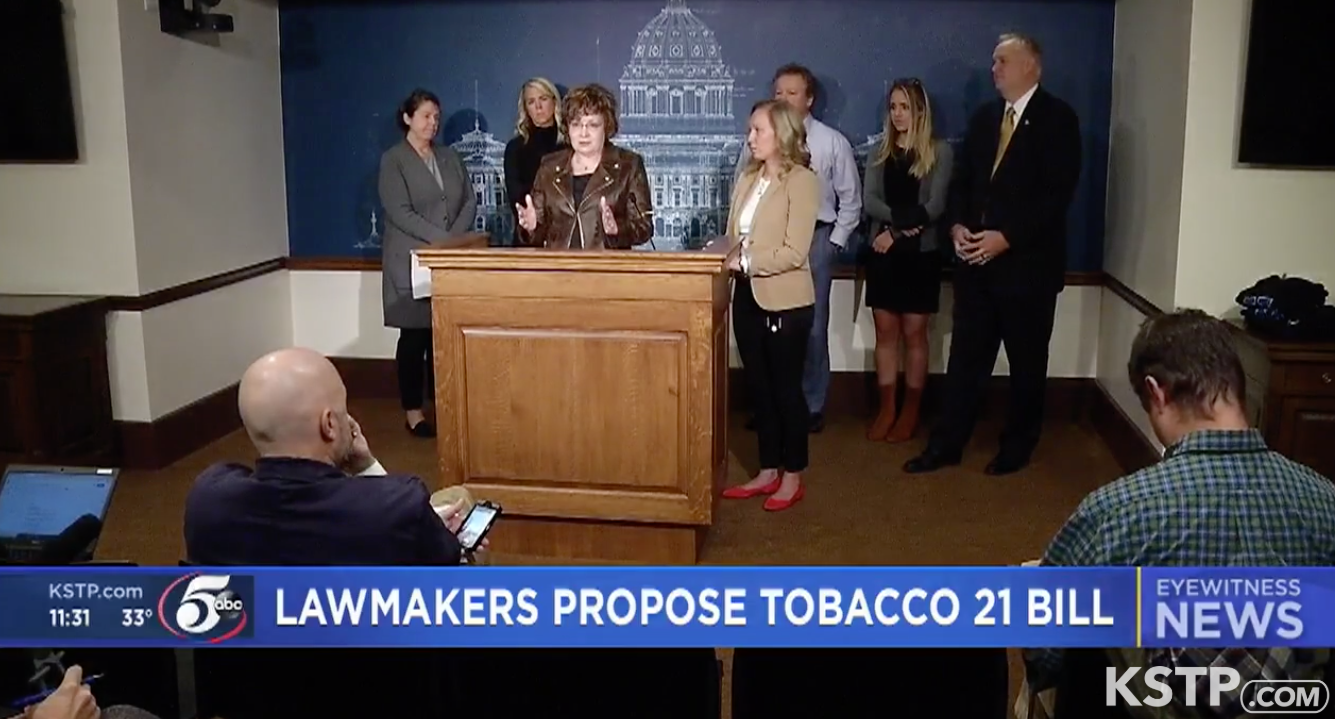 State lawmakers consider ways to prevent rise of teen vaping