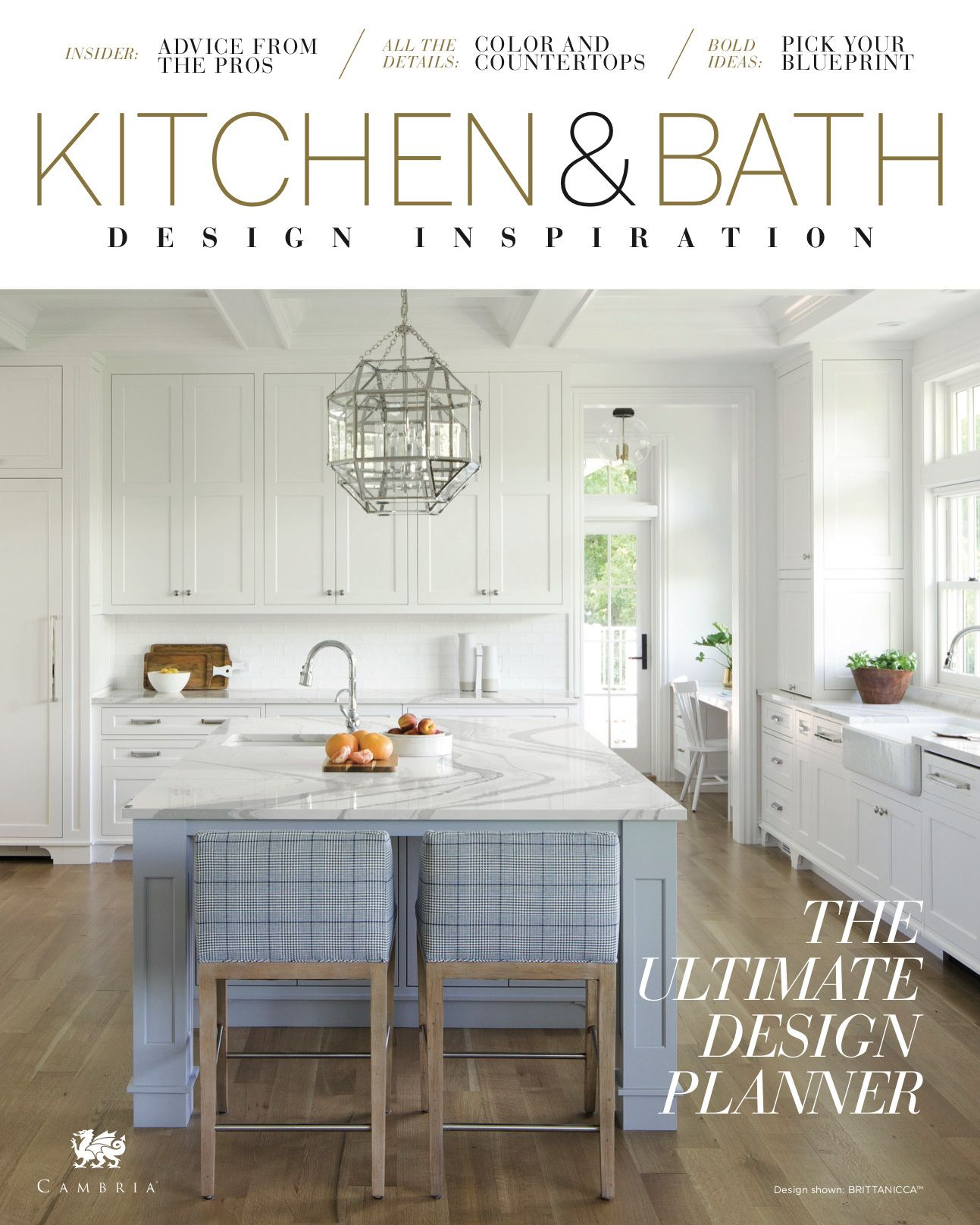 Cambria Style Issue 19 Kitchen Planner