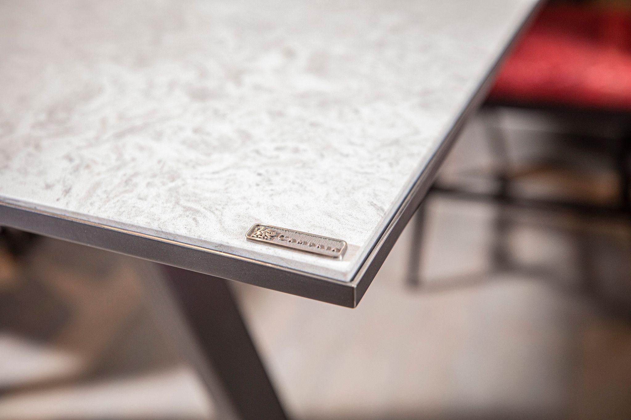 Cambria Highgate custom meeting table.