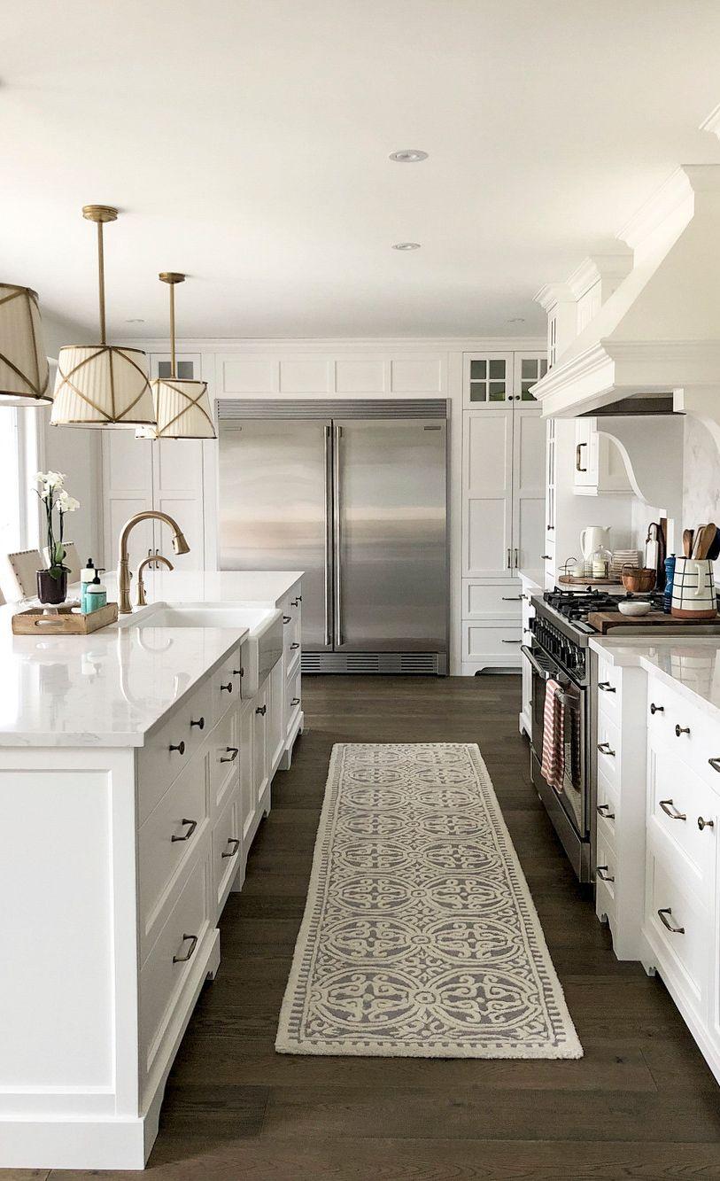 White farmhouse kitchen with Torquay™