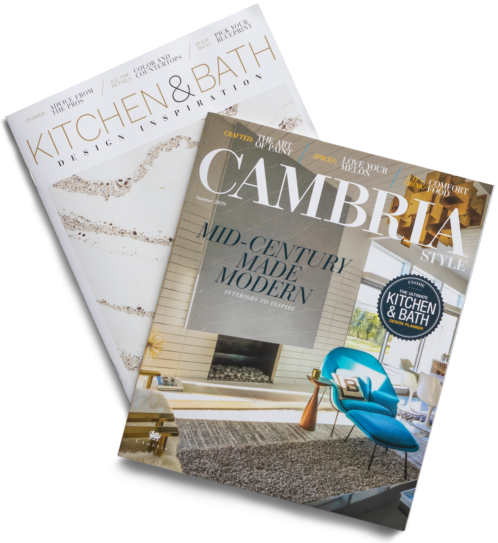 Cambria Style April 2019 Cover