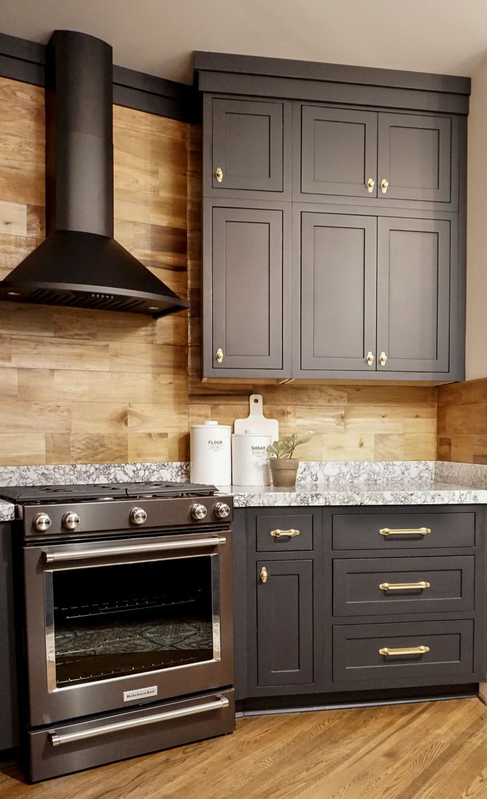Add a luxurious marble-look with Cambria Rosedale.