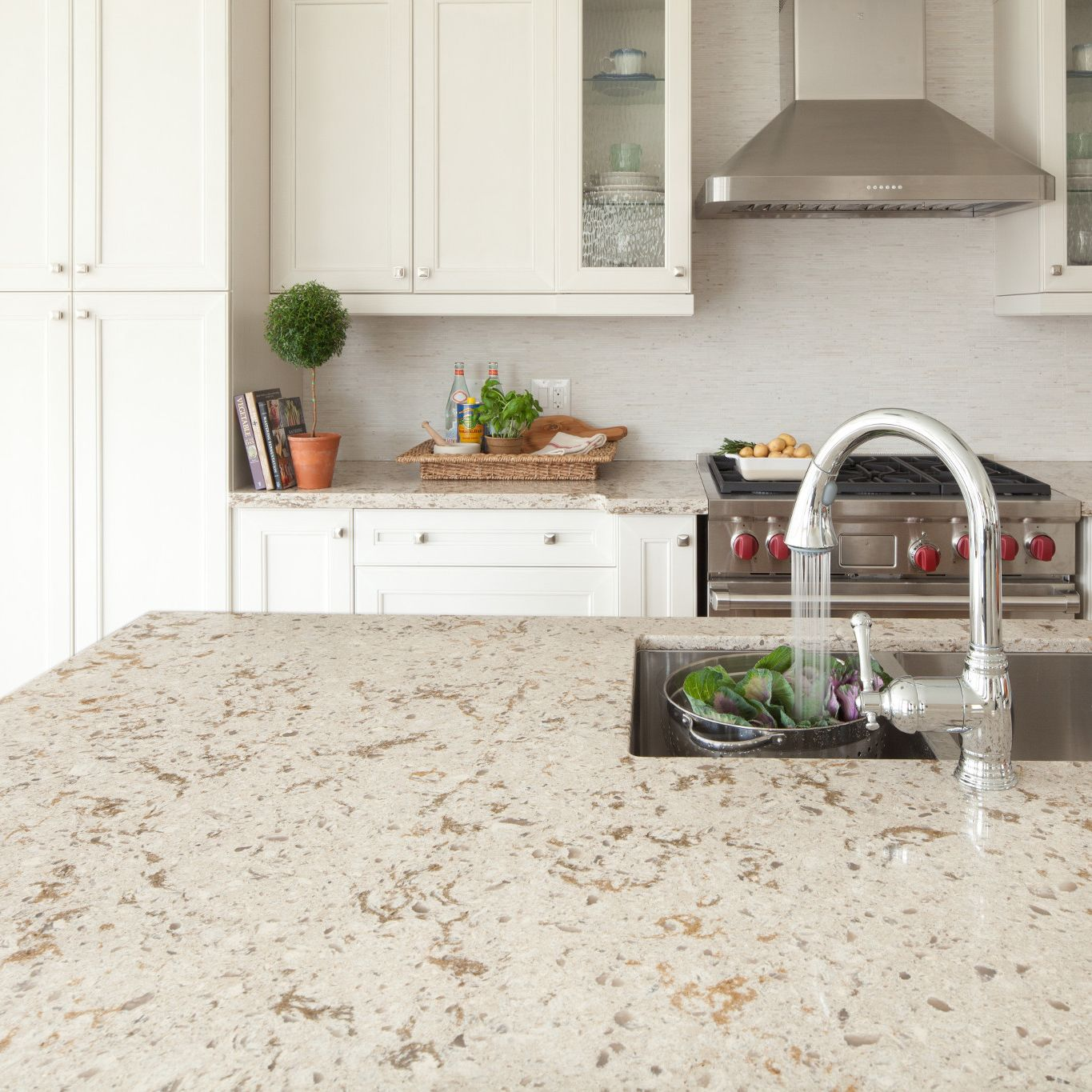 Cambria-Windermere-Quartz-Countertop-Kitchen-sink