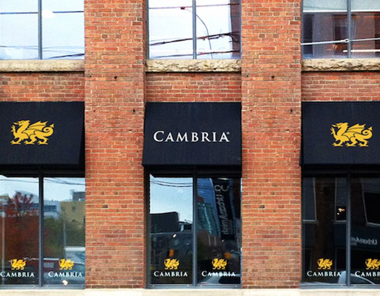 Cambria-Toronto-Ontario-Canada-showroom