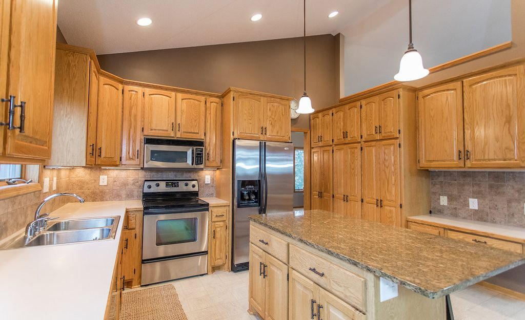 Before kitchen remodel by Construction2Style.