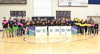 Cambria Continues SPHS Anti-Vaping Campaign at Basketball Game