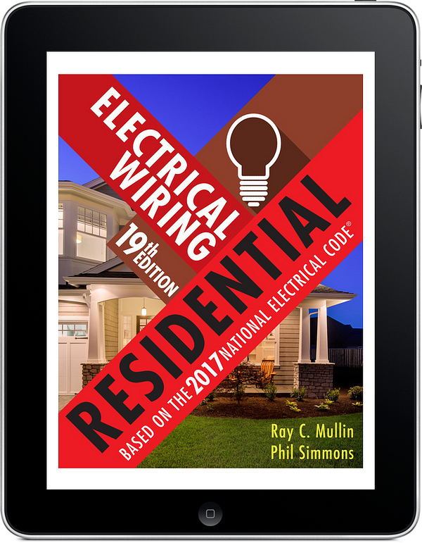 Electrical Wiring Residential, 19e