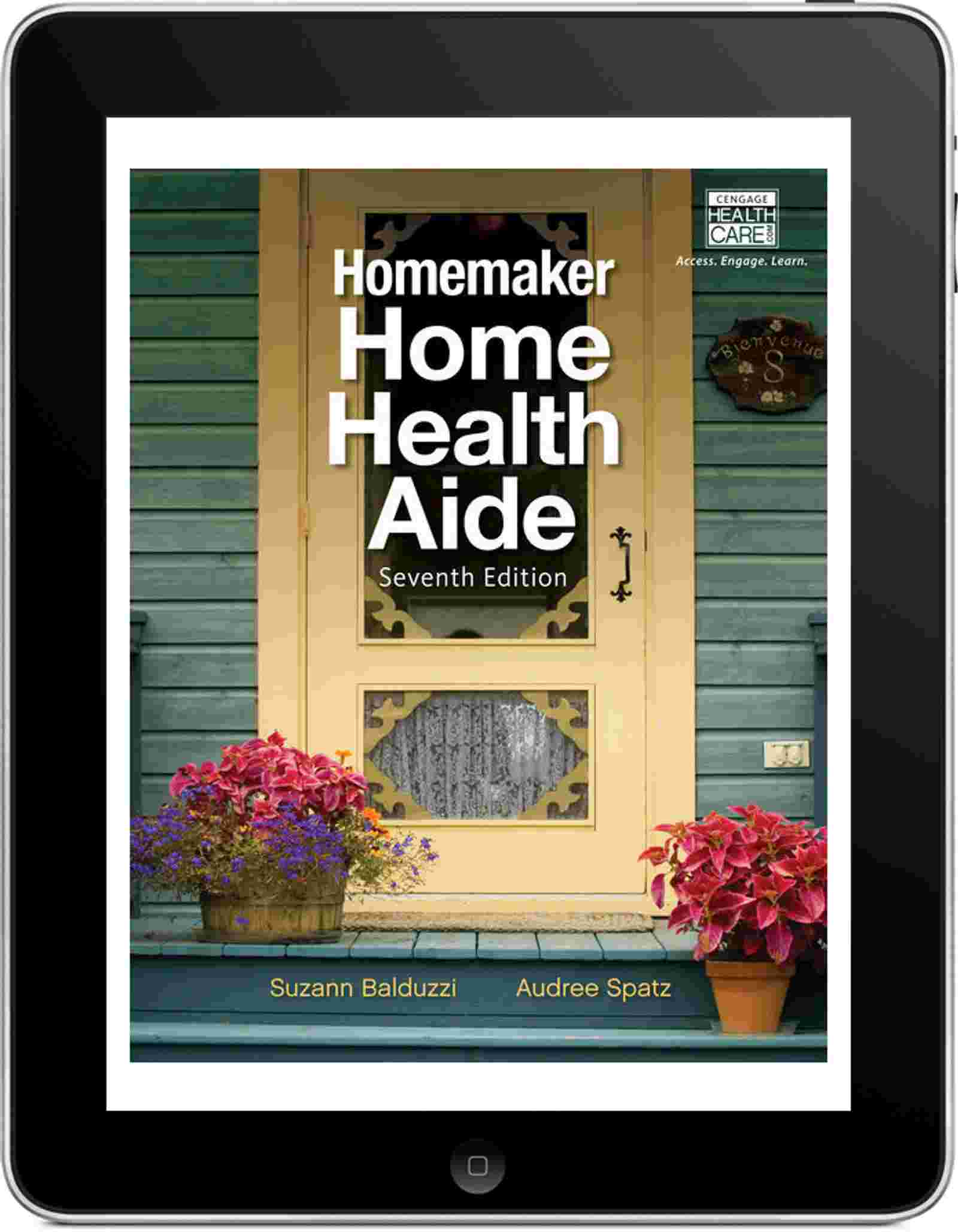 Homemaker Home Health Aide, 7th Edition