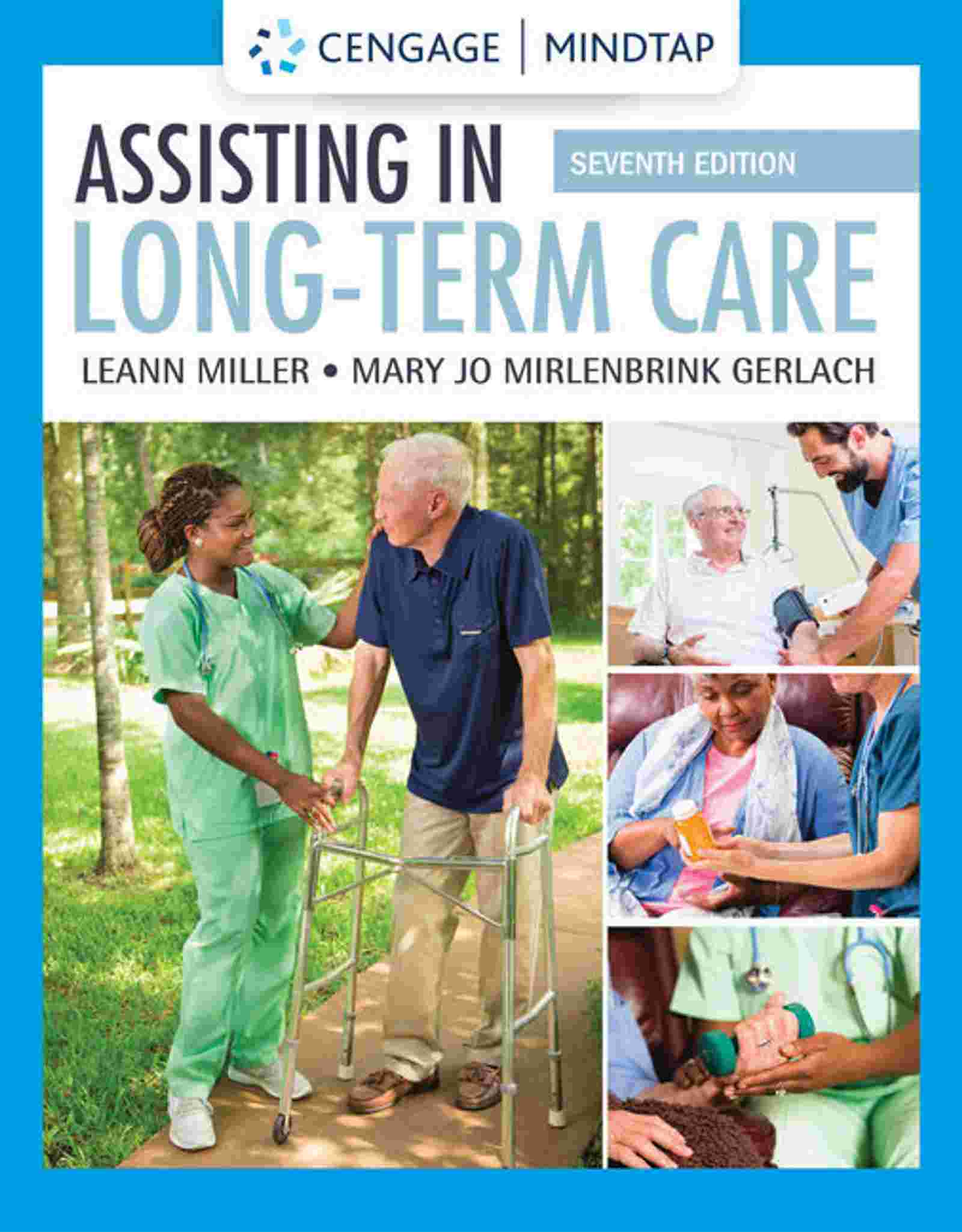 Assisting in Long-Term Care, 7th Edition