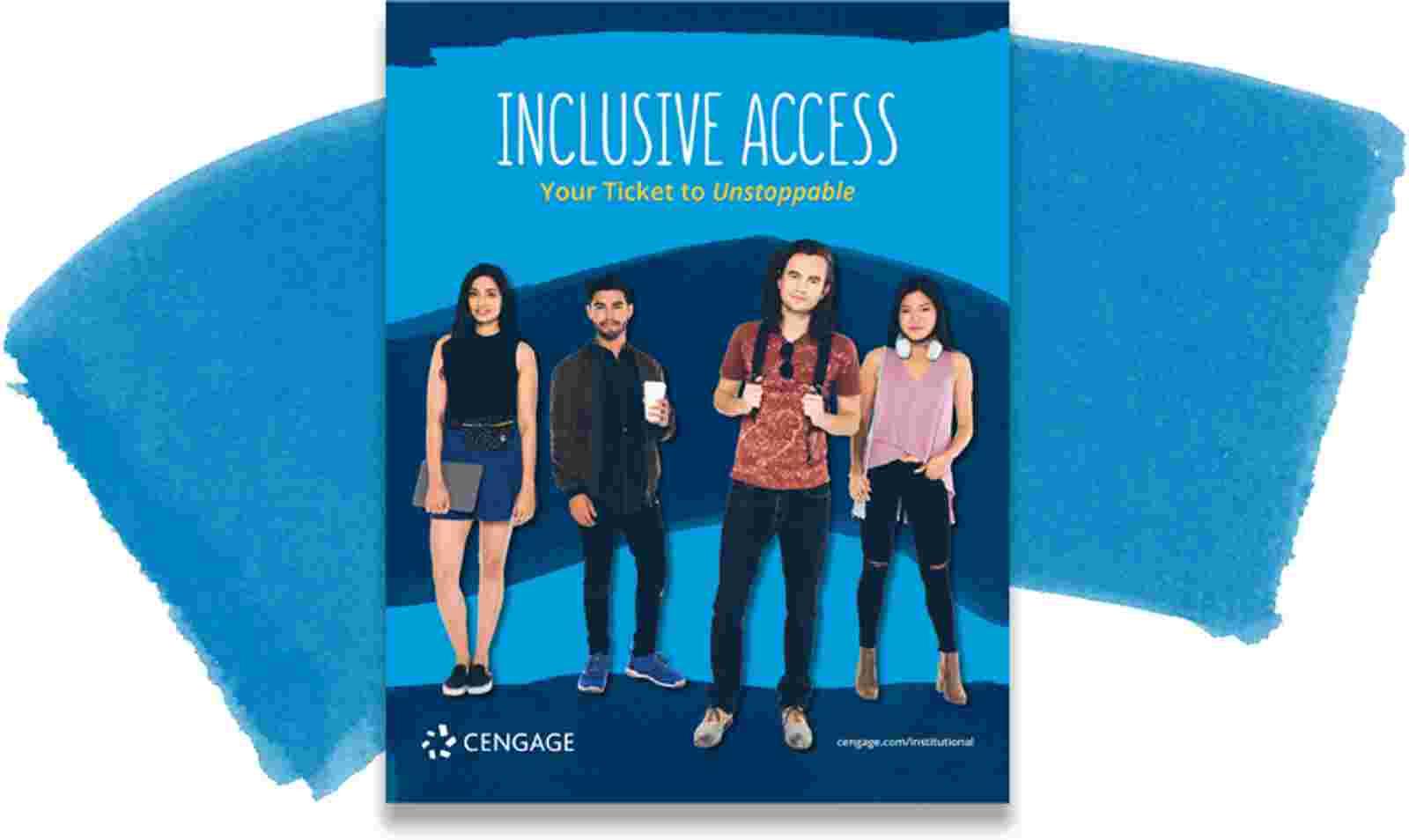 Inclusive Access brochure