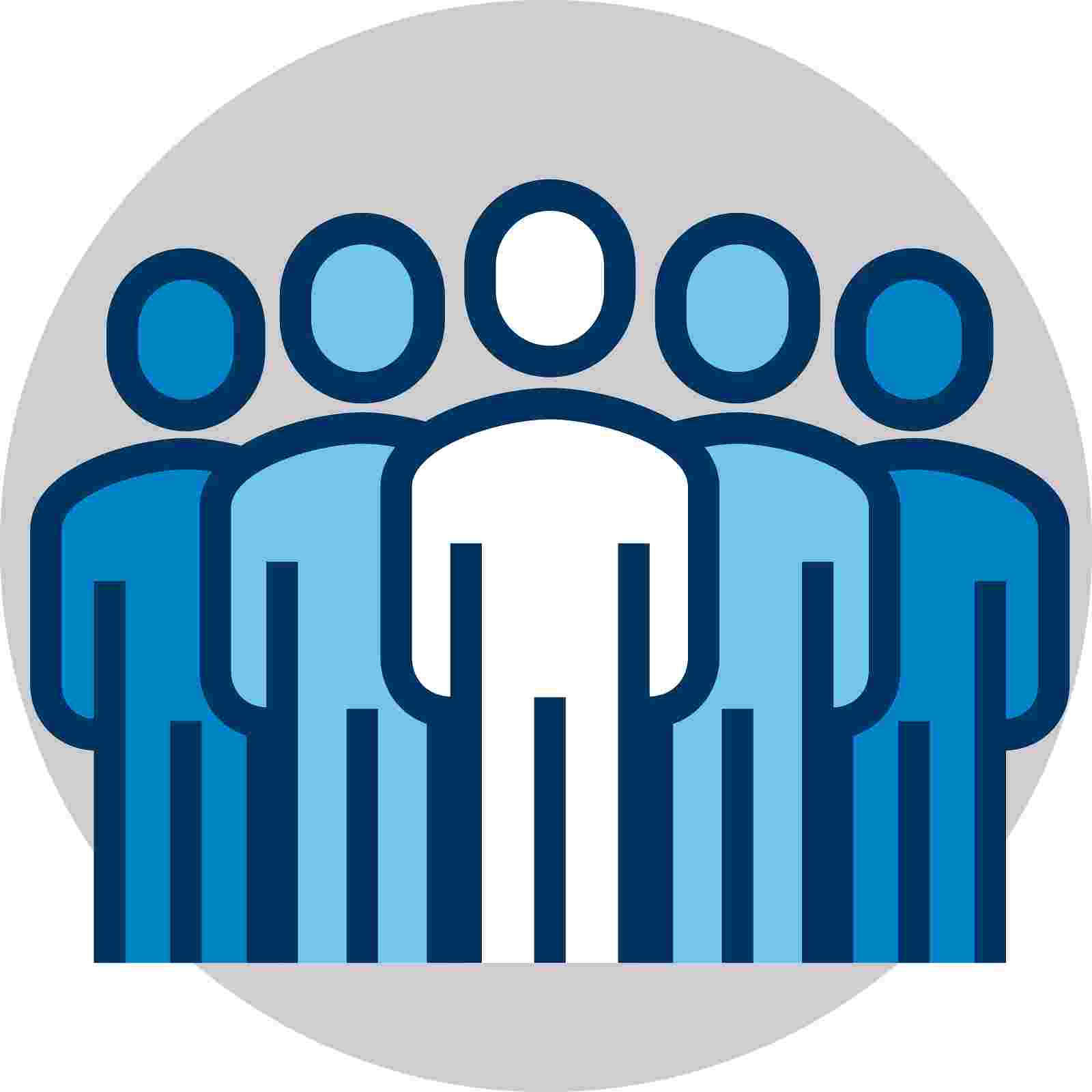 people connection logo