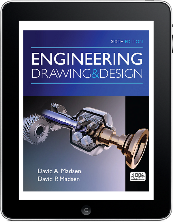 Engineering Design and Drafting, 6e