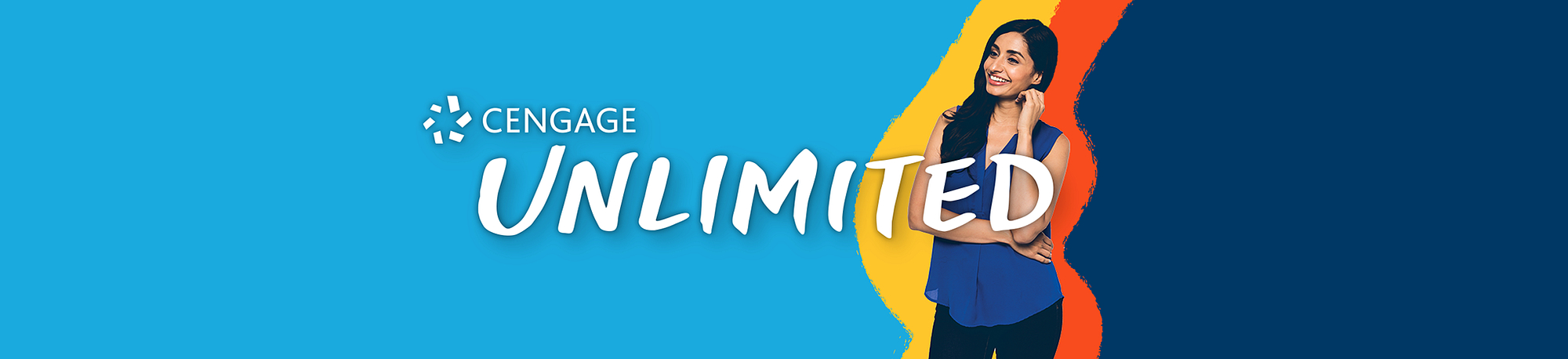 Cengage Unlimited - We're giving you everything we've got