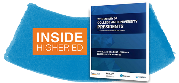 Inside Higher Ed, 2018 Survey of College and University Presidents