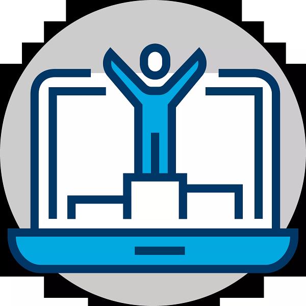 computer tech icon