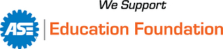 We Support ASE Education Foundation