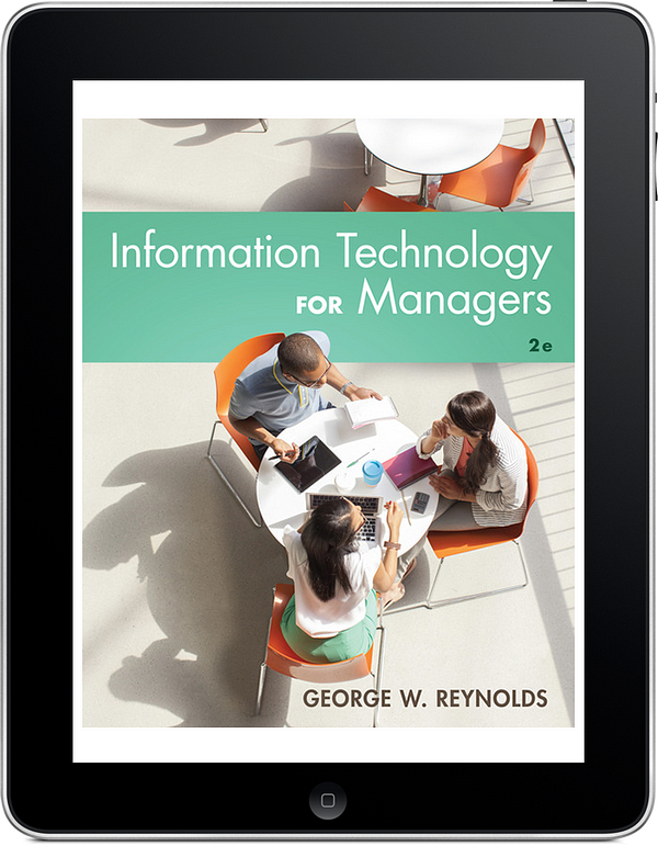 Information Technology for Managers, 2e