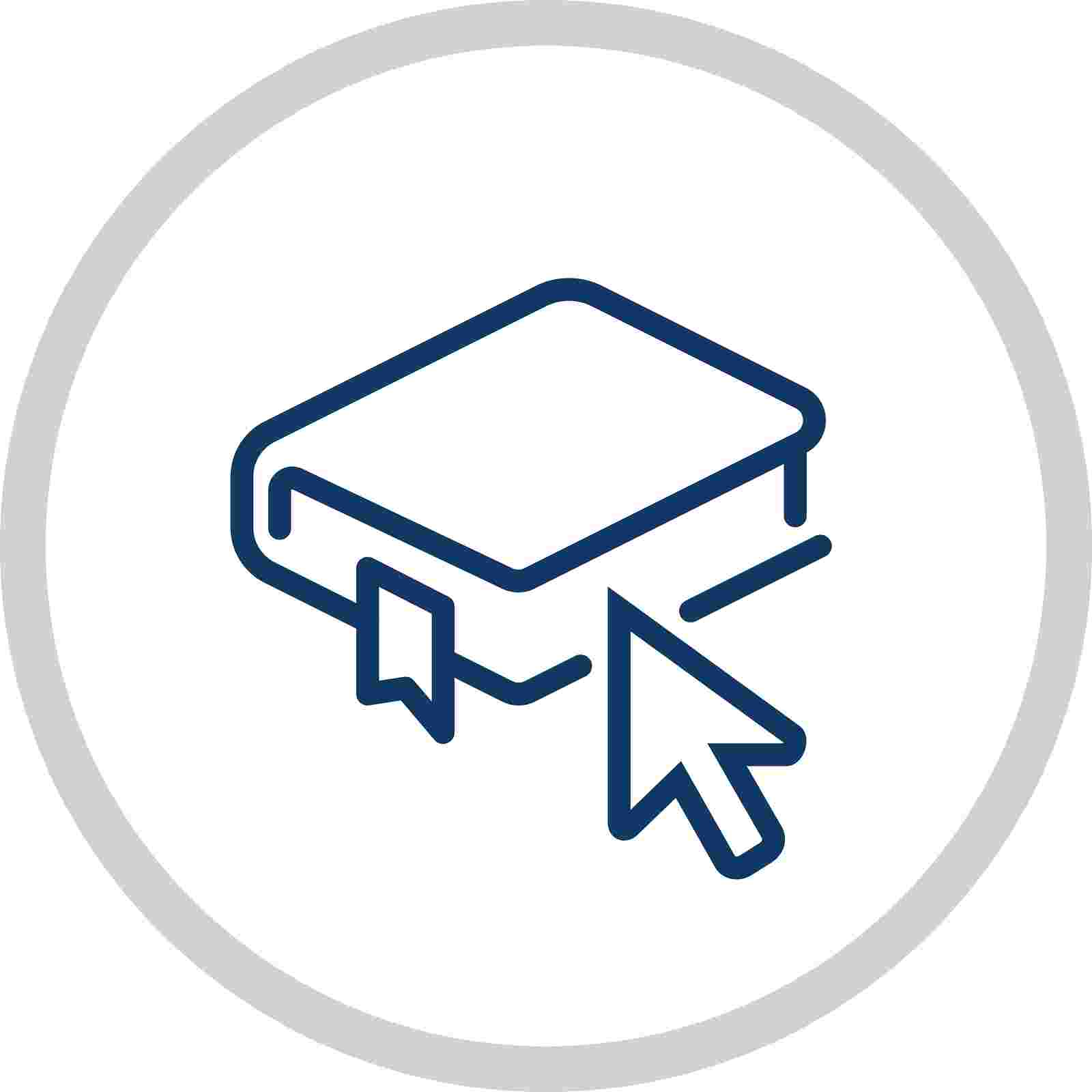 Cengage Course Materials Icon