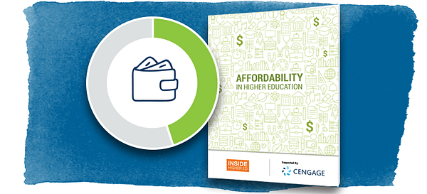 Affordability in Higher Education booklet