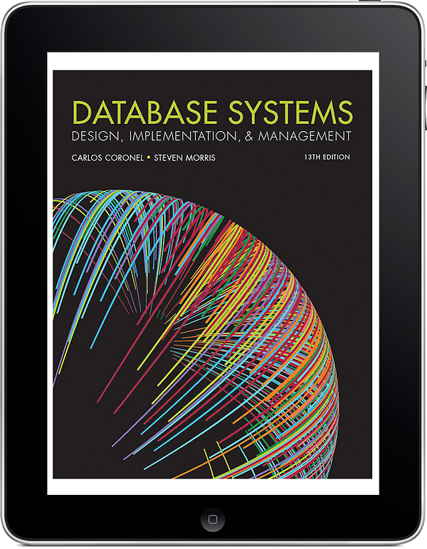 Database Systems: Design, Implementation, and Management, 13e