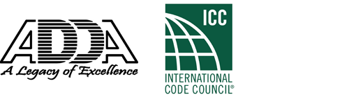 ADDA, ICC logos