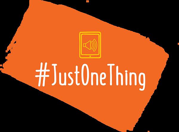 JustOneThing podcast