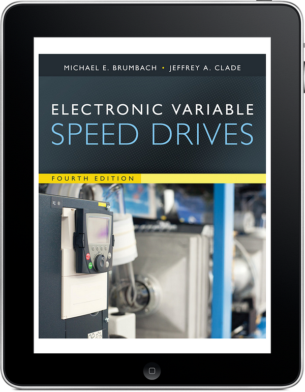 Electronic Variable Speed Drives, 4e