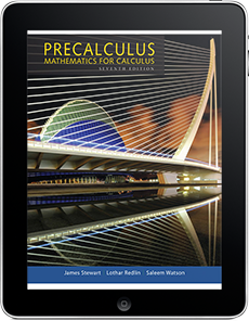 Precalculus: Mathematics for Calculus, 7e WebAssign Course with Corequisite Support