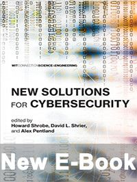 New ebook cover: Solutions for Cybersecurity