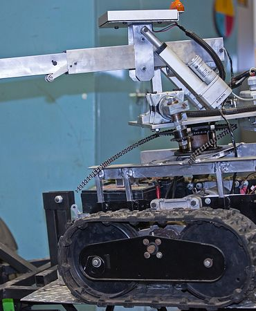 From Outer Space to Inner Space: Six of Canada's Most Famous Robots image