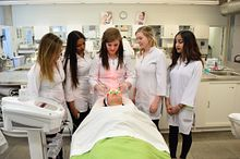 Science of the skin: The rewards of a career in Esthetics Image