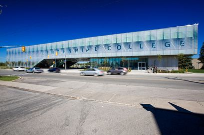 Picture of Centennial College Ashtonbee Campus