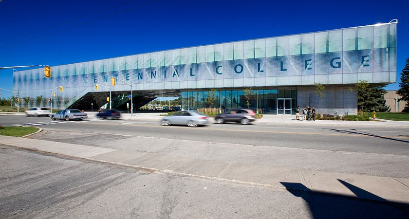 Picture of the Centennial College Ashontbee Campus