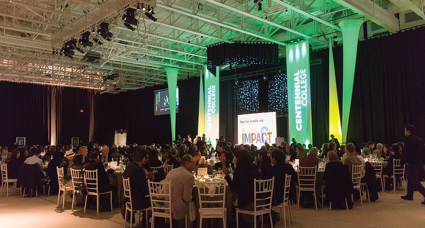 Picture of the Centennial College Student Awards Night event