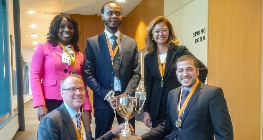 Picture of Financial Planning Students Win Gold at the Eastern Regional Financial Planning Case Challenge