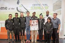 Follow in the footsteps of Centennial College's Cross-country winners Image