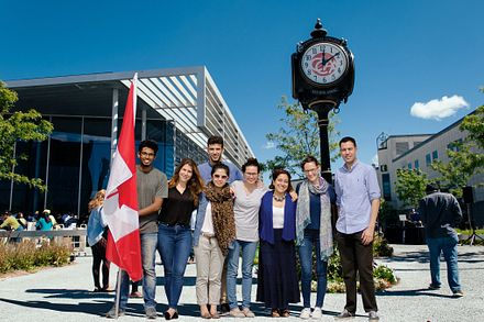Canadian Colleges and Universities Impress International Guests Image