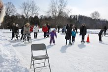 Community Skate Date this Saturday, Feb. 21 Image